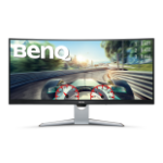 "Benq EX3501R computer monitor 88.9 cm (35"") UltraWide Quad HD LED Curved Grey"