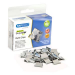 Rapesco Supaclip 40 200pc(s) Stainless steel document clip