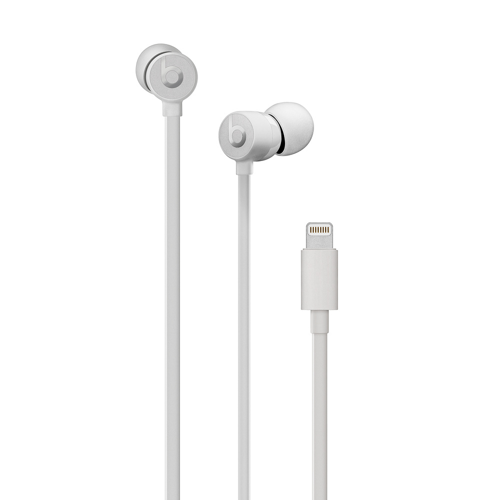 Urbeats3 Earphones With Lightning Connector - Satin Silver