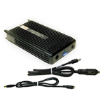 Getac GAD1L3 Auto 120W Black power adapter/inverter