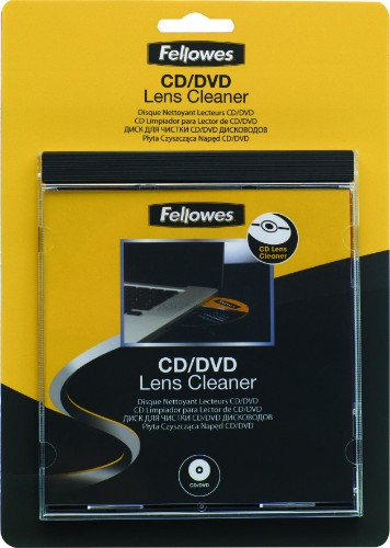Fellowes CD / DVD Lens Cleaner