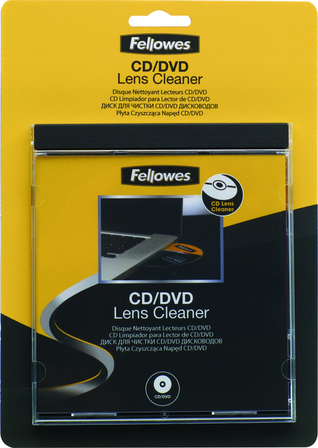 Cd Lens Cleaner