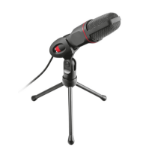 Trust GXT 212 PC microphone Black,Red