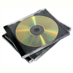 FELLOWES CD JEWEL CASES PACK 5