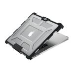 "Urban Armor Gear Ice notebook case 38.1 cm (15"") Shell case Black,Grey"