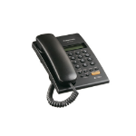Panasonic KX-T7705X-B Analog telephone Identificador de llamadas Negro teléfono dir