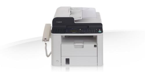 Canon i-SENSYS FAX-L410 fax machine Laser 33.6 Kbit/s 200 x 400 DPI Legal White