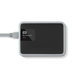 Western Digital WD Grip Pack 1TB Slate HDD enclosure Black, Silver