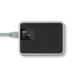 Western Digital WD Grip Pack 1TB Slate HDD enclosure Black, Silver