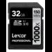 Lexar 32GB SDHC UHS-2 32GB SDHC UHS Class 10 memory card