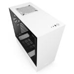 NZXT H510 Midi ATX Tower White