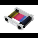 Evolis R7H006NAA printer ribbon Black,Cyan,Magenta,Yellow