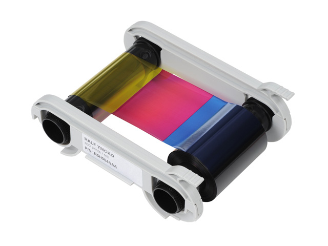Evolis R7H006NAA Black, Cyan, Magenta, Yellow printer ribbon