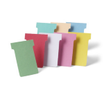 Nobo T-Cards Size 2 Pink (100)