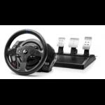 Thrustmaster T300 RS GT Stuurwiel + pedalen PC,PlayStation 4,Playstation 3 Analoog/digitaal Zwart