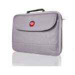 "Approx APPNB15G notebook case 39.6 cm (15.6"") Briefcase Grey"