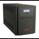 APC Easy UPS SMV uninterruptible power supply (UPS) Line-Interactive 2000 VA 1400 W 6 AC outlet(s)