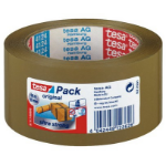 TESA Ultra Strong PVC 50mm x 66m stationery tape Brown