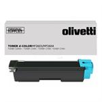 Olivetti B0947 Toner cyan, 5K pages