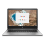 "HP Chromebook 13 G1 Silver 33.8 cm (13.3"") 3200 x 1800 pixels 1.1 GHz Intel® Core™ M m5-6Y57"