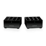 Netgear MK62 Network transmitter & receiver Black 10, 100, 1000 Mbit/s