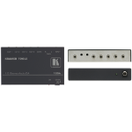 Kramer Electronics 105A audio amplifier 5.0 channels Performance/stage Black