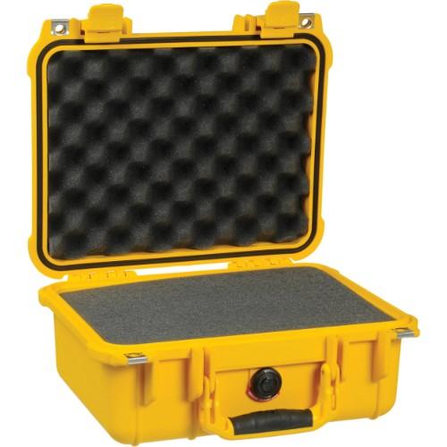 Peli 1400-000-240E equipment case Briefcase/classic case Yellow