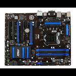 MSI Z97-G43 Intel Z97 Socket H3 (LGA 1150) ATX