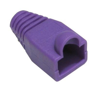 Cables Direct RJ-45 Violet