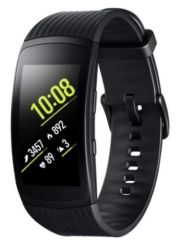 "Samsung SM-R365 smartwatch Black SAMOLED 3.81 cm (1.5"") GPS (satellite)"