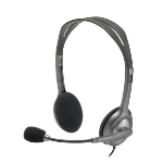 Logitech H111 headset Head-band Binaural Grey