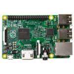 Raspberry Pi 832-6274 development board 900 MHz