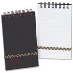 Clairefontaine Europa Minor Notemaker 127x76mm Black Pack 10