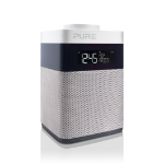 Pure POP Mini Portable Digital Black,Silver,White radio