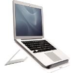 """Fellowes 8210101 notebook stand 43.2 cm (17"""") Grey, White"""