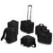 "Dicota Top Traveller PRO EVA Nylon Monotone Briefcase 39.62 cm (15.6"") Black - D30843"