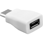 Microconnect USB3.1CMBFW cable gender changer USB C USB Micro B White