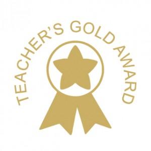 Colop Motivational Stamp Teachers Gold Award