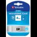 Verbatim Micro SDHC 4GB