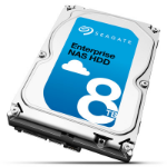 Seagate Enterprise NAS 8TB 8000GB Serial ATA III