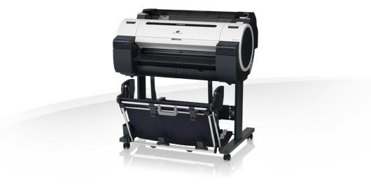 Canon imagePROGRAF iPF670 Colour Inkjet 2400 x 1200DPI A1 (594 x 841 mm) large format printer