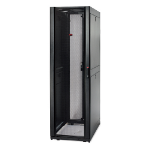 APC NetShelter SX 42U rack Freestanding rack Black