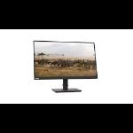 """Lenovo ThinkVision S27e-20 68.6 cm (27"""") 1920 x 1080 pixels Full HD LED Black"""