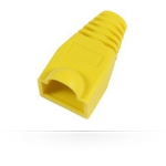 Microconnect Boots RJ45 Yellow 25pack