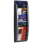 FastPaper Fast Paper A5 Quick Fit Wall Display Silver DD