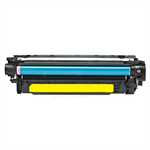 Dataproducts DPCCP3525YE compatible Toner yellow, 7K pages, 966gr (replaces HP 504A)