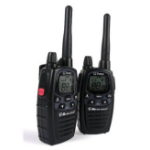 Midland G7 PRO UK 8channels 446.00625 - 446.09375MHz Black two-way radioZZZZZ], 55.C1090.04