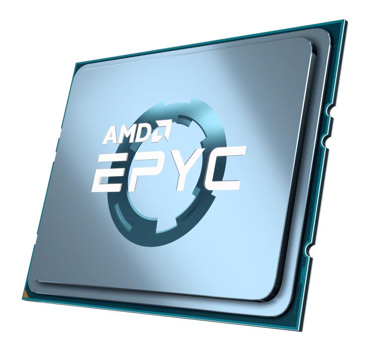 AMD EPYC 7452 processor 2,35 GHz Box 128 MB L3