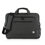 "V7 CTPX6-1N 14.1"" Briefcase Grey Notebook Bag & Case"