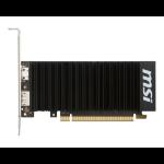 MSI GT 1030 2GH LP OC graphics card GeForce GT 1030 2 GB GDDR5